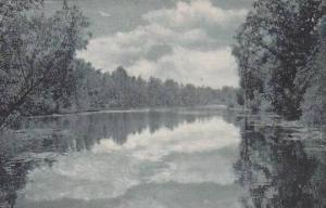 Indiana Jasonville Lake View Shakamak State Park Albertype