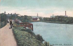 Calder-Side, Dewsbury (Yorkshire), England, UK, 1900-1910s