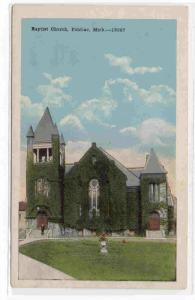 Baptist Church, Pontiac, Michigan, 1910-1920s