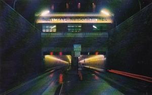 Harbor Tunnel Baltimore Maryland