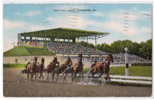 Trotting Track, Lexington, KY