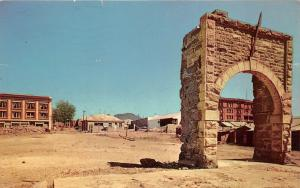 Goldfield Nevada 1970 Postcard View of Goldfield Ghost Town