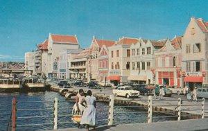 CUARACAO , Netherland Antilles , 50-60s ; Handelskade