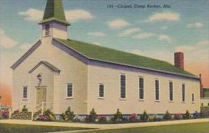 Alabama Camp Rucker Chapel