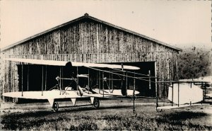 Aviation Janvier 1910 Rossel Peugeot Airplane RPPC 07.30