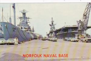 Virginia Norfolk Naval Base The World's Largest Naval Base