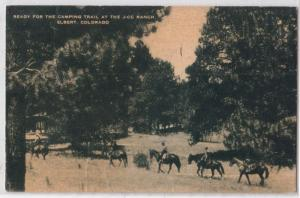 J-CC Ranch, Elbert CO