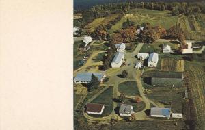 Aerial View, New Brunswick Bible Institute, Victoria, New Brunswick, Canada, ...