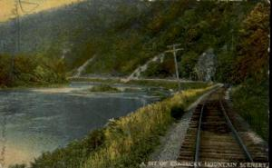 KY Mountain Scenery Lexington KY 1914