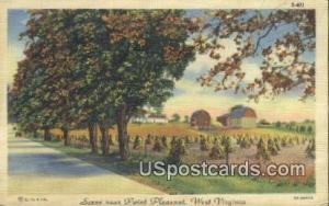 Point Pleasant, West Virginia Postcard      ;      Point Pleasant, WV Post Card