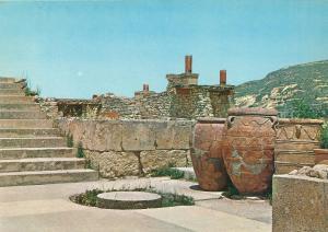 Greece, CNOSSOS, Part of the propylae, unused Postcard