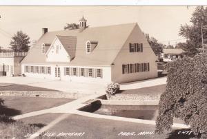 RP, PARIS, Michigan, 1930-1940s; State Fish Hatchery