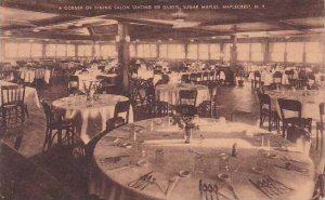 New York Maplecrest A Corner Of Dining Salon Seating 500 Guests Sugar Maples ...