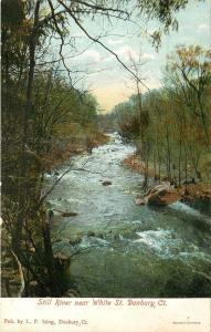 Danbury Connecticut~Still River, Not so still near White St 1905