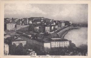 CORSE - AJACCIO , Vue Generale , France , 1910s