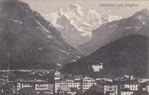 Switzerland Interlaken und Jungfrau