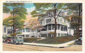 N.Y. Peekskill, The Forbush Inn, Auto, Cars