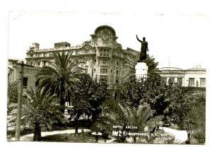 Mexico - Monterrey. Hotel Ancira    *RPPC    (crease)