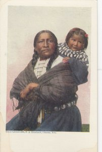 F.A. RINEHART ; Indian Mother & Child , 1905