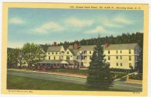 Gleen Park Hotel,  Blowing Rock, North Carolina, 30-40s