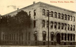 WI - Ripon. Knitting Works