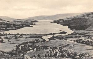 Killin and Loch Tay Lake Landscape