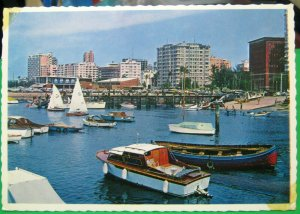 South Africa Yacht Basin Durban Natal - unposted