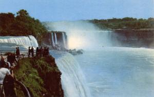 NY - Niagara Falls. Prospect Point