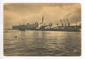 Cherbourg, France 20-40s, Maritime Station