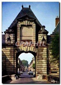 Postcard Modern Richelieu I and L Gate Chatellerault