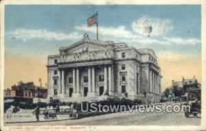 Essex County Court House Newark NJ 1919