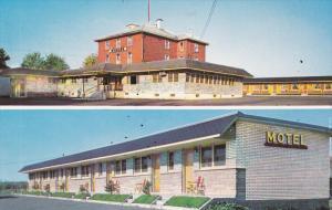 Hotel Repentigny Motel, MONTREAL, Quebec, Canada, PU-1960