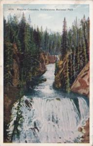 Keppler Cascades Yellowstone National Park