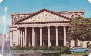 Mexico Degollado Theatre Cultural Center of Guadalajara