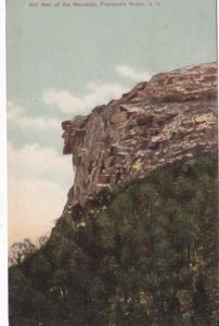 New Hampshire White Mountains The Old Man Of The Mountains Franconia Notch 1908