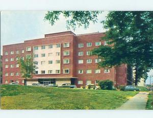 Unused Pre-1980 OLD CARS AT HOSPITAL Little Rock Arkansas AR d5338