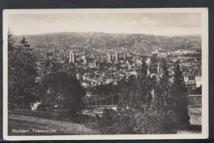 Germany Postcard - Stuttgart, Totalansicht - T6855