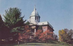 Exterior, Jackson County Court House,  Sylva,  North Carolina,  40-60s