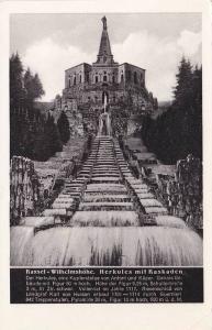 RP, Herkules Mit Kaskaden, Kassel-Wilhelmshohe, Hesse, Germany, 1920-1940s