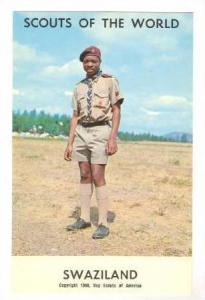 Boy Scouts of the World, Swaziland,40-60s