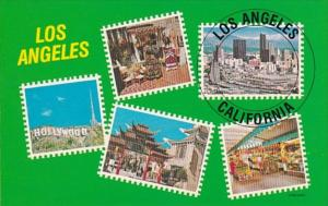 California Los Angeles Multi View