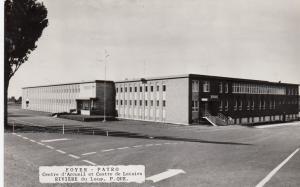 Foyer-Patro, Centre d'Accueil et Centre de Loisirs,RIVIERE du Loup, Quebec 1963