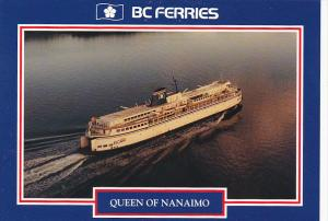 British Columbia Ferry Queen Of Nanaimo