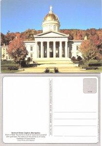 Vermont State Capitol, Montpelier, Vermont