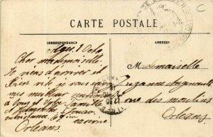 CPA AK Alger- Rue Dumont d'Urville, ALGERIE (794342)