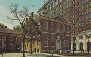 Pennsylvania Philadelphia Congress Hall