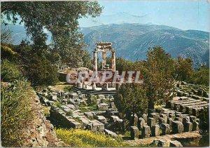 Postcard Modern Delphi The Thalos
