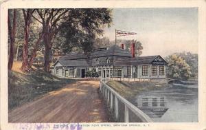 12050   NY Saratoga Springs  1919   The Home of Saratoga Vichy Spring