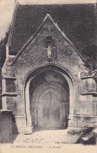 LE BREUIL-Mezidon, Le Portail, Calvados, France, 00-10s