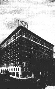 Pennsylvania Altoona Hotel Penn Alto